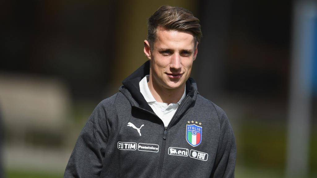 Wechselt Andrea Pinamonti zu Eintracht Frankfurt?
