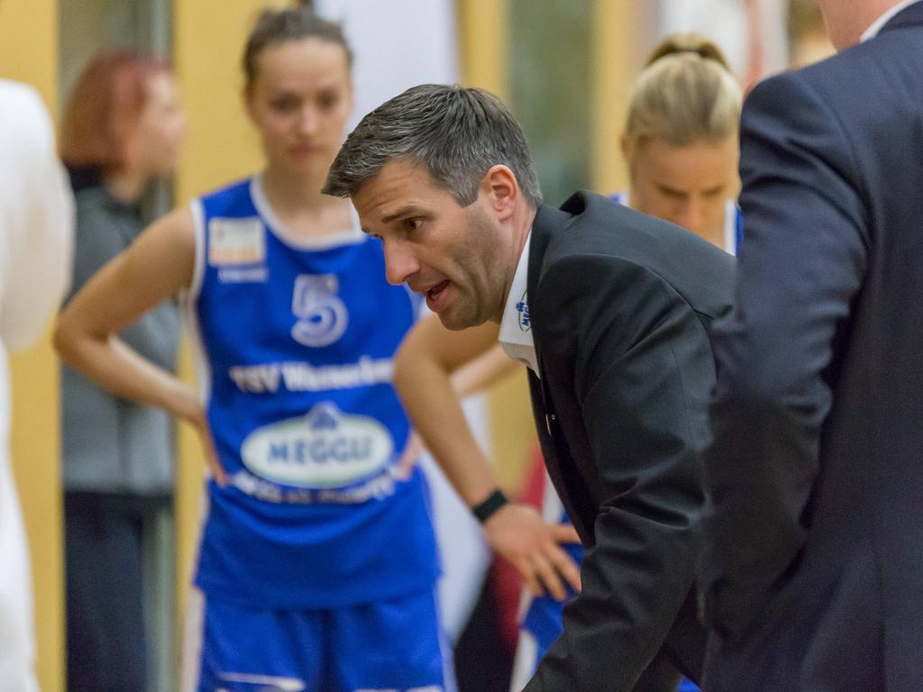 Trainer Georg Eichler und seine Mannschaft stehen einmal mehr im Finale um die Meisterschaft
