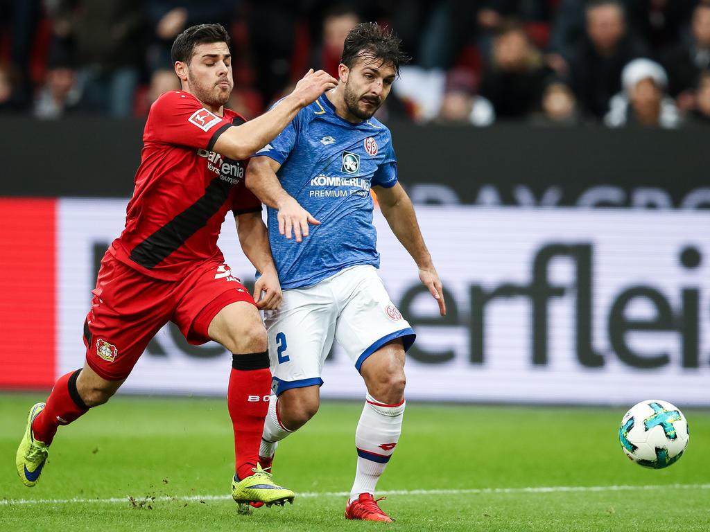 El Leverkusen suma 34 puntos y desplaza de la segunda plaza al Schalke. (Foto: Getty)