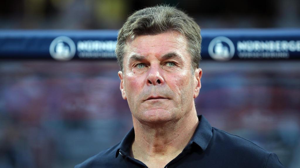 Dieter Hecking warnte sein Team trotz des hohen Sieges