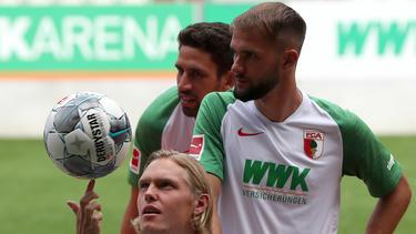 Der FC Augsburg unterlag dem FC Bologna