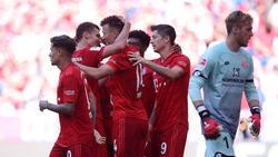 El equipo bávaro comenzó perdiendo en su feudo.