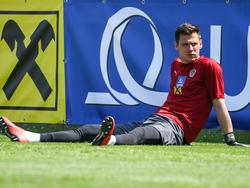 ÖFB-Teamtorhüter Heinz Lindner hat seit Mai kein Klubspiel mehr bestritten