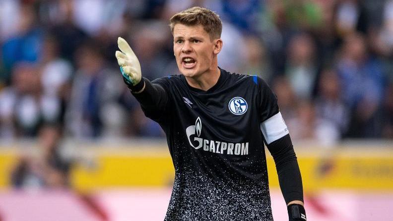 Hat noch nicht über seine Zukunft beim FC Schalke 04 entschieden: Torwart Alexander Nübel