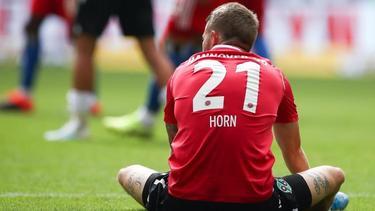Bundesliga-Absteiger Hannover 96 steht in der 2. Liga schon unter Druck
