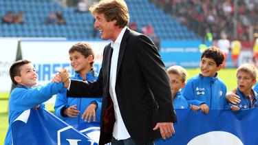 """Klub-Legende des VfL Bochum: Michael """"Ata"""" Lameck"""
