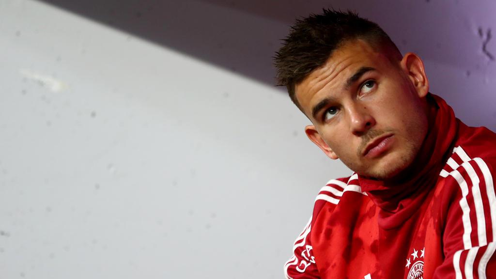 FC Bayern lenkt im Zoff um Lucas Hernández ein
