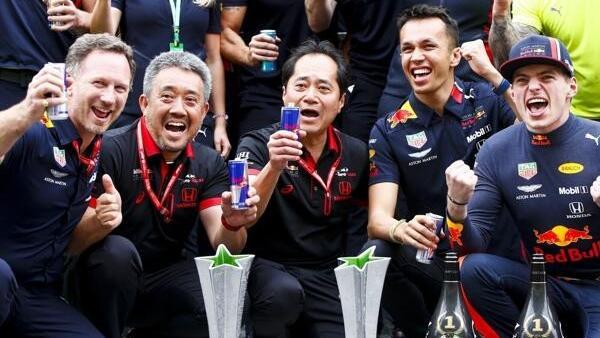 Wechsel geglückt: Red Bull feierte mit Honda 2019 einige Achtungserfolge