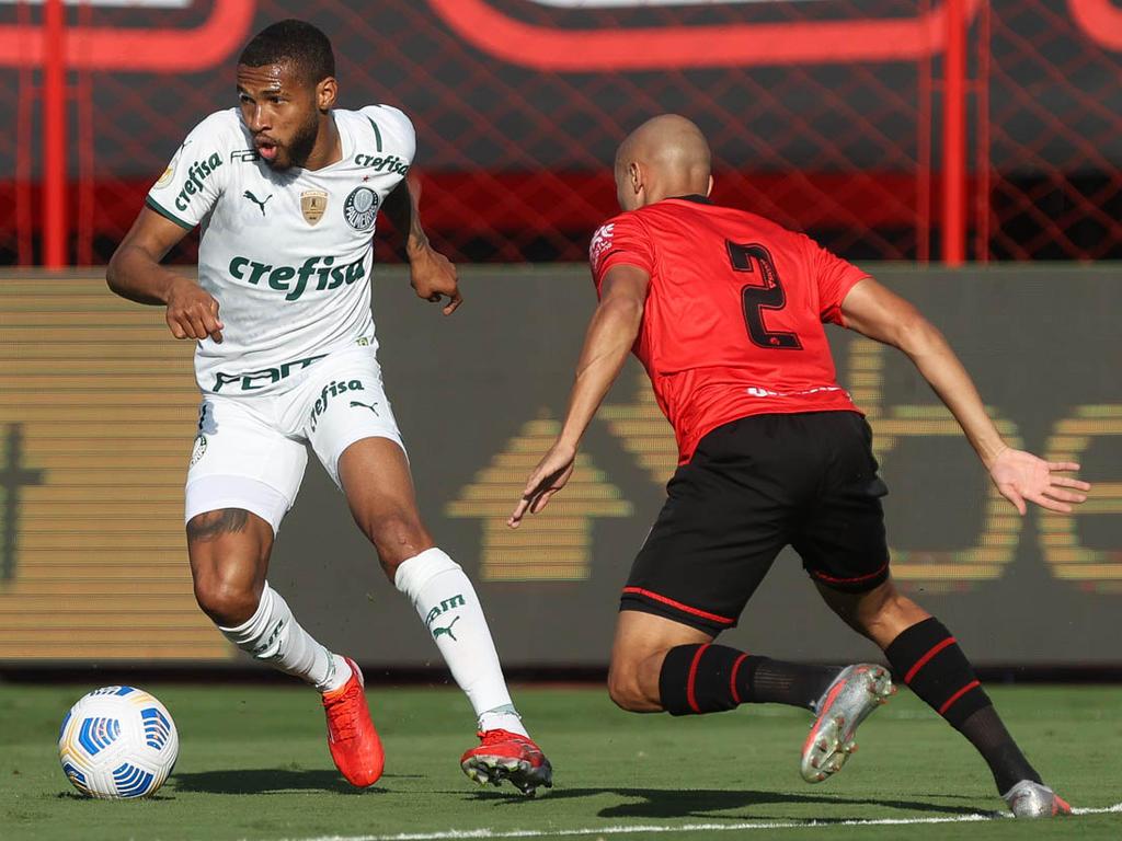 Palmeiras sigue firme su marcha en la Serie A.