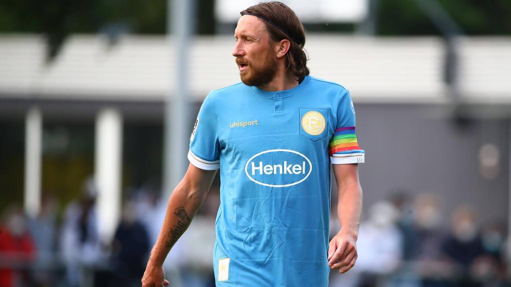 Adam Bodzek bleibt weiter Kapitän von Fortuna Düsseldorf