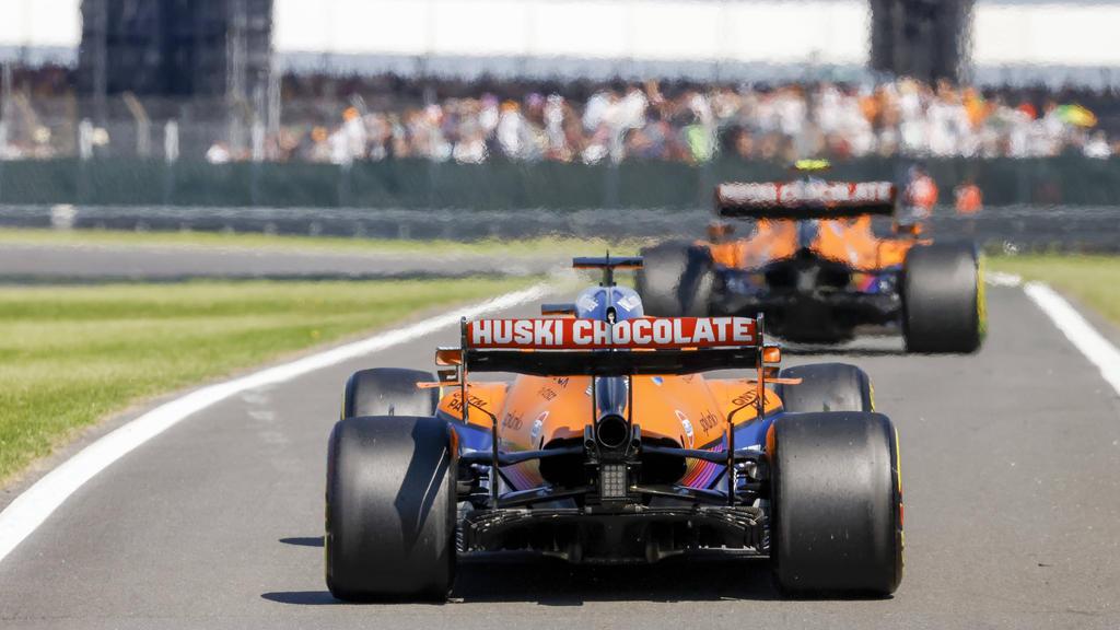 McLaren: Lando Norris/Daniel Ricciardo