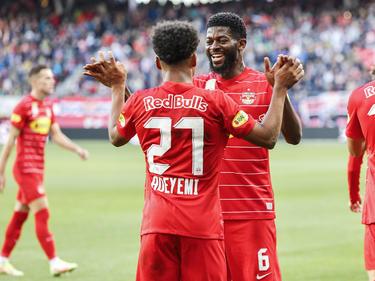 Salzburg dominiert die Liga nach Belieben