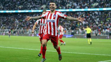 Atlético drehte das Spiel gegen Barca in der Schlussphase