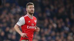 Ist beim FC Arsenal schon länger kein Stammspieler mehr: Shkodran Mustafi