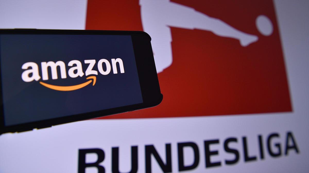 Amazon übertrug Montag erstmals ein Bundesliga-Spiel