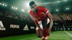Pogba en un anuncio reciente de la marca Adidas.