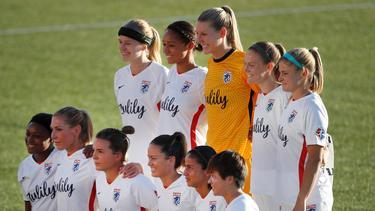 Women National Women S Soccer League 2020 Fall Series