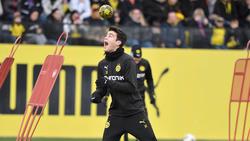 Schon eine feste Größe beim BVB: Giovanni Reyna