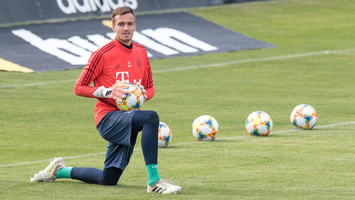 Christian Früchtl erlebt beim FC Bayern eine schwere Zeit