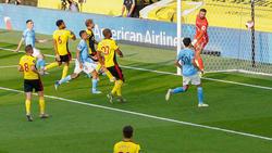 Manchester City ließ Watford keine Chance