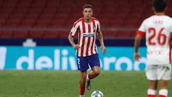 José María Giménez wurde positiv auf Corona getestet