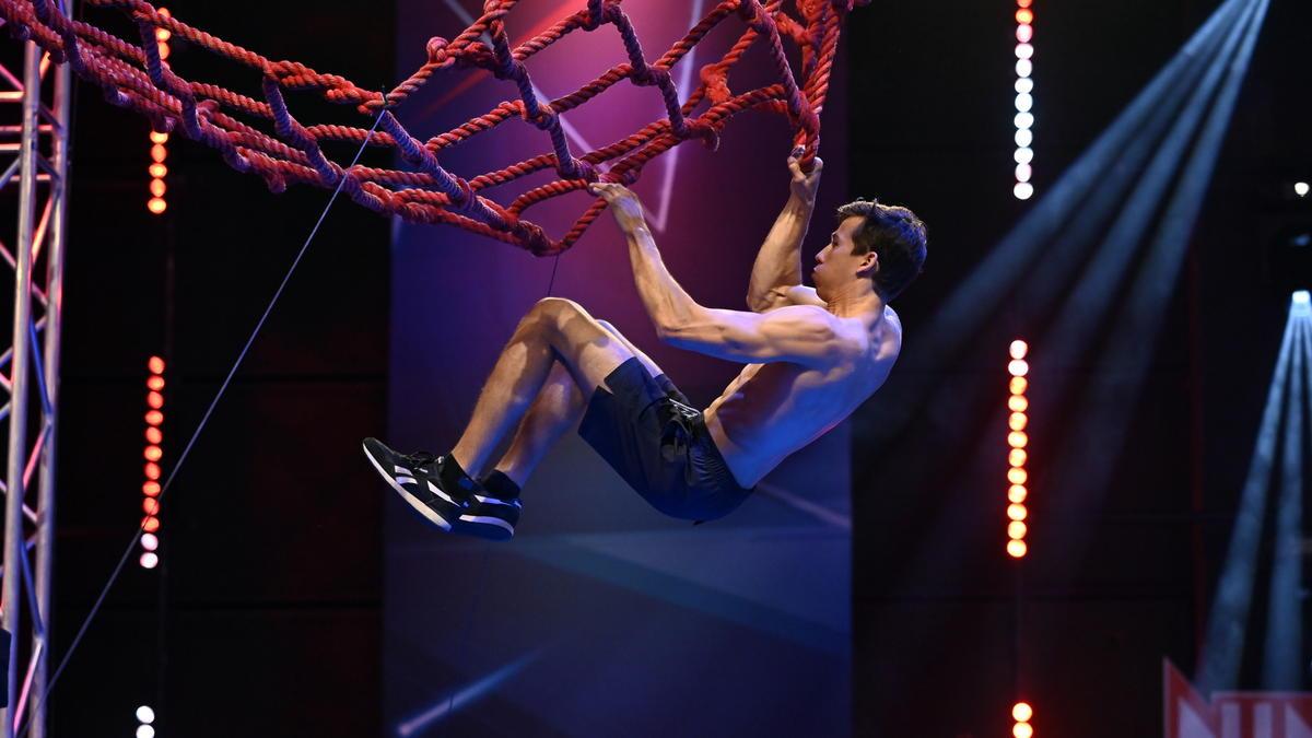 Joel Mattli zählt stets zu den Mitfavoriten bei Ninja Warrior Germany