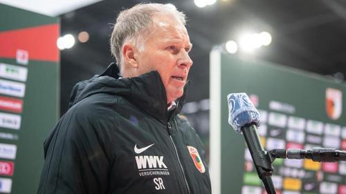 Stefan Reuter, Manager des FC Augsburg