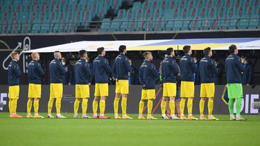 Die Ukraine hat Corona-Fälle im Team