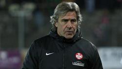 Gerry Ehrmann war rund 36 Jahre für den 1. FC Kaiserslautern aktiv