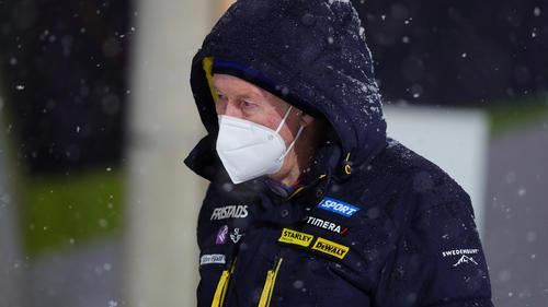 Wolfgang Pichler ist eine Trainer-Ikone im Biathlon