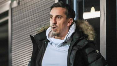 Gary Neville ist vom seinem Ex-Klub Manchester United enttäuscht