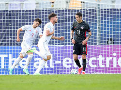 Puado fue el hombre del partido ante Croacia.