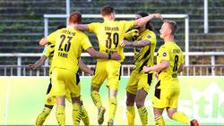 Die U23 des BVB steht vor dem Aufstieg in die 3. Liga