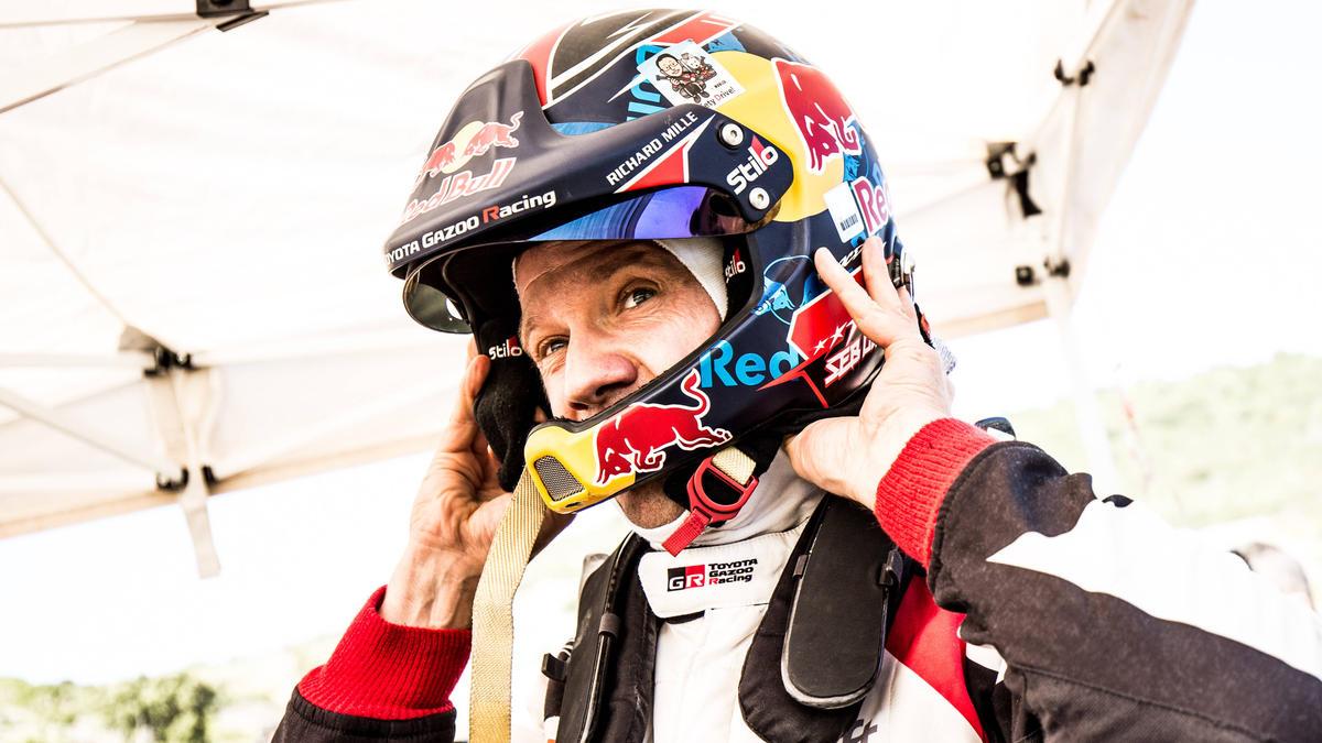 Wie lange dreht Sebastien Ogier noch am Lenkrad eines WRC-Boliden?