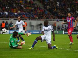 Ramires erzielt das 0:1 für Chelsea in Bukarest