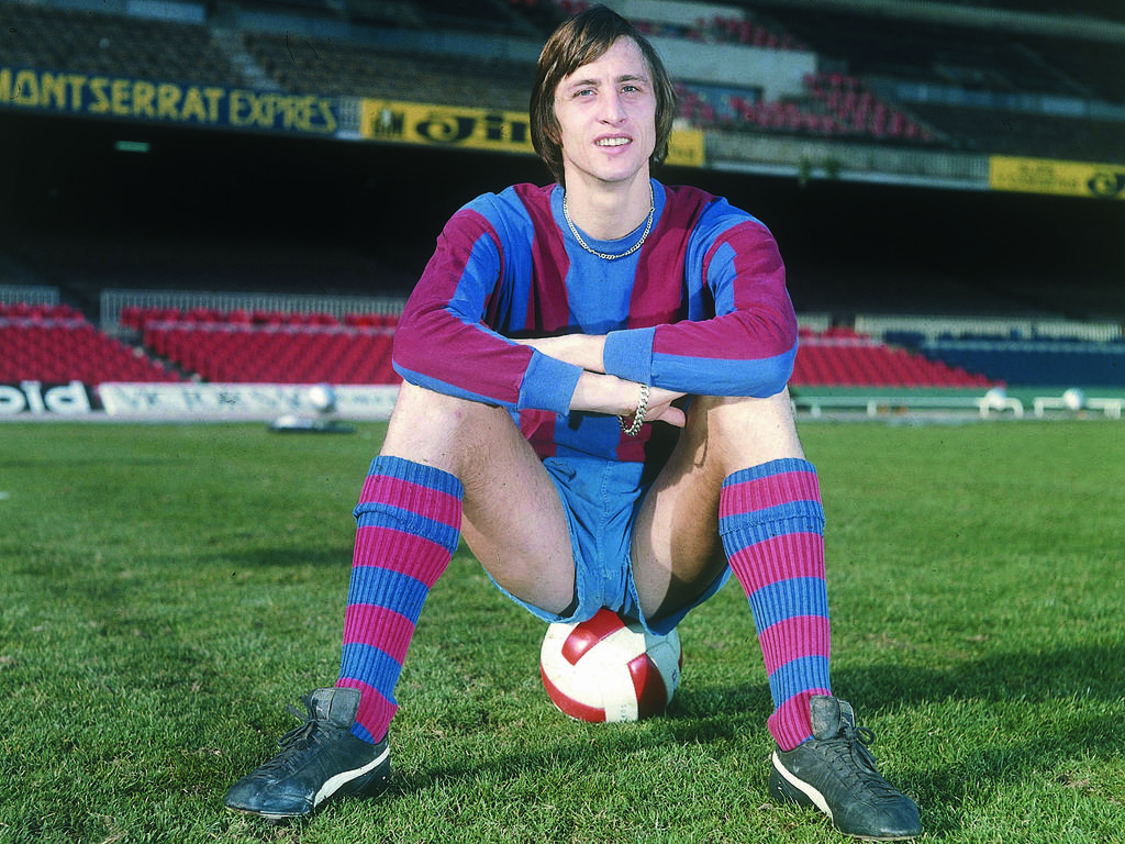 Johan Cruyff, el hombre que reinventó el fútbol