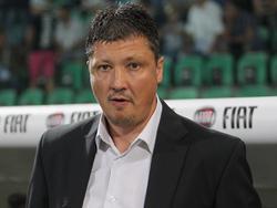 Luboslav Penev betreut nicht nur das bulgarische Team, sondern auch Botev Plovdiv