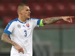 Enttäuschung für die Slowakei