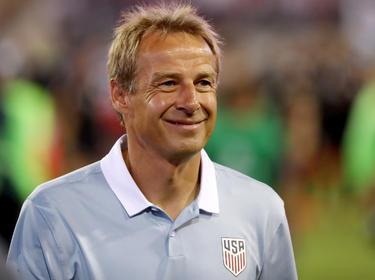 Jürgen Klinsmann, USA