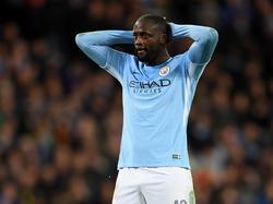 Im Sommer ist Schluss: Yaya Touré verlässt Manchester City nach acht Jahren