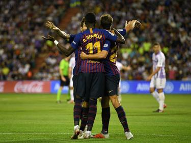 El Barça le tiene muchas ganas a la Liga de Campeones. (Foto: Getty)