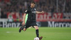Absolvierte in dieser Saison bislang elf Bundesligaspiele: David Abraham