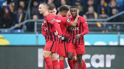 Fünfter Sieg in Folge für den SV Wehen Wiesbaden
