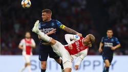 Ajax schlägt Vitesse 4:2