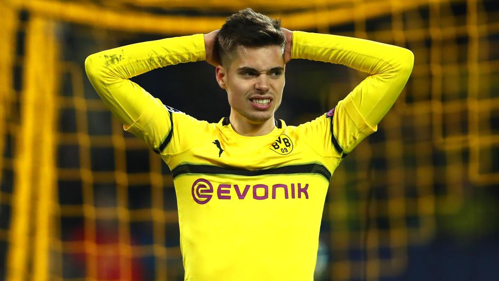 Verlässt Julian Weigl den BVB?