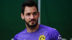 BVB-Keeper Roman Bürki gibt sich kämpferisch