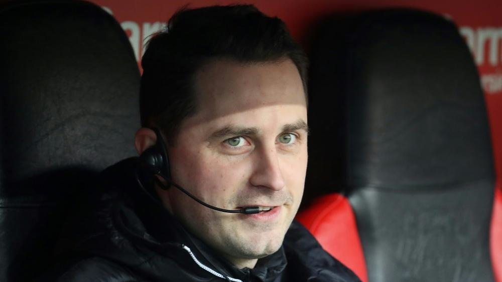 Marcel Daum arbeitete zuletzt bei Bayer Leverkusen