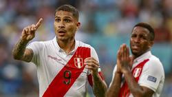 Peru kam mit Guerrero und Farfán nicht über ein Remis hinaus