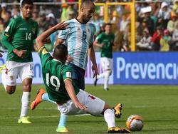 Bolivien gegen Argentinien