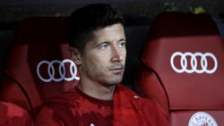 Robert Lewandowski peilt einen Rentenvertrag beim FC Bayern an